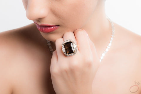 Statement Ring by Orionz