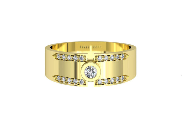 Artificial Gold Ring For Men Online in India