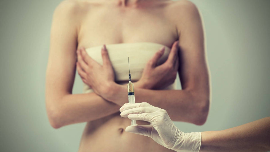 Breast Enlargement Injection: The Best Way to Enlarge Breasts without Implants?