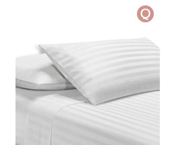 GISELLE BEDDING 4PCE BEDSHEET SET - QUEEN