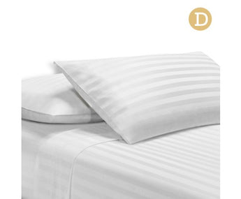 GISELLE BEDDING 4PCE BEDSHEET SET - DOUBLE