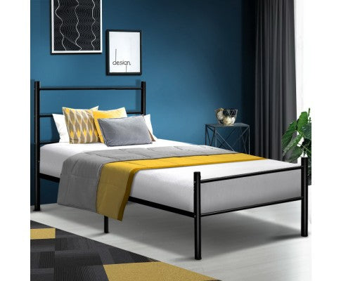 ARTISS METAL BED FRAME - KING SINGLE