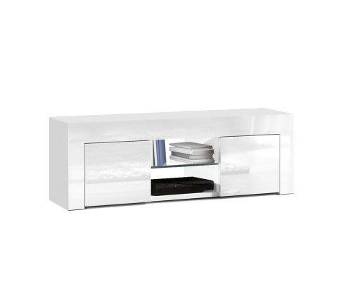 HIGH GLOSS 130CM TV ENTERTAINMENT UNIT