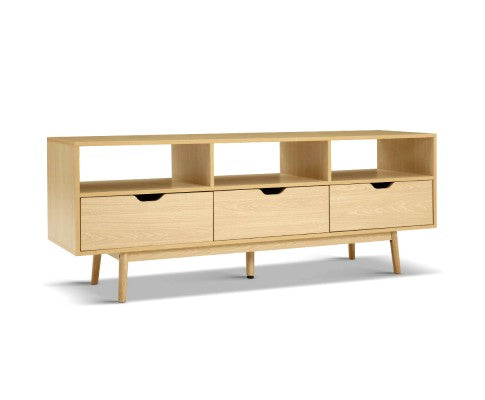 SCANDI ENTERTAINMENT UNIT - NATURAL