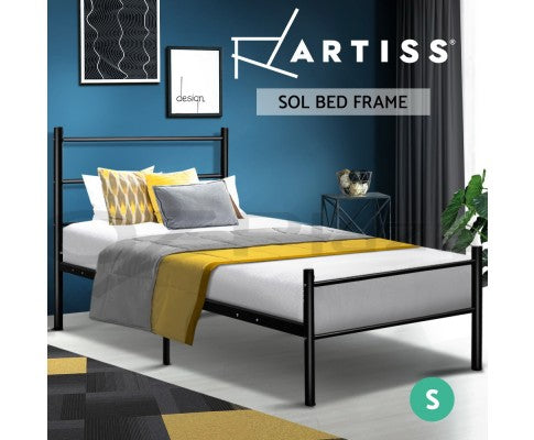 ARTISS METAL BED FRAME - SINGLE
