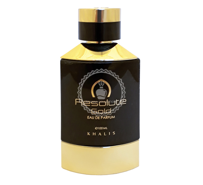 Resolute Gold Pour Homme 100ml Fragrance