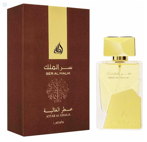 Ser Al Malik Attar Al Ghalia By Lattafa 100ml