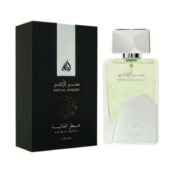 Ser Al Ameer Al Ghalia By Lattafa 100ml