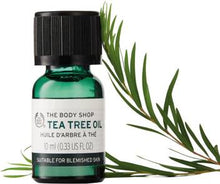 Load image into Gallery viewer, The Body Shop Tea Tree Oil (10ml)