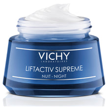 Load image into Gallery viewer, VICHY LiftActiv Anti-Wrinkle and Firming Night Moisturiser 50ml