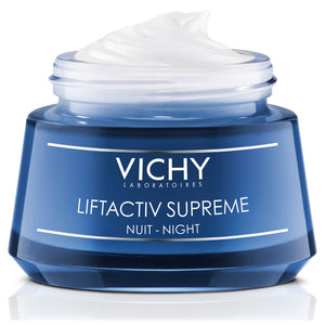 VICHY LiftActiv Anti-Wrinkle and Firming Night Moisturiser 50ml