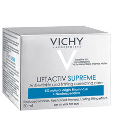 Load image into Gallery viewer, VICHY Liftactiv Supreme Dry 50ml