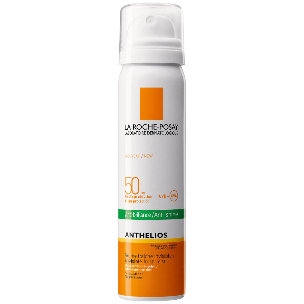 La Roche-Posay Anti-Shine Sun-Protective Spray SPF 50 (75ml)