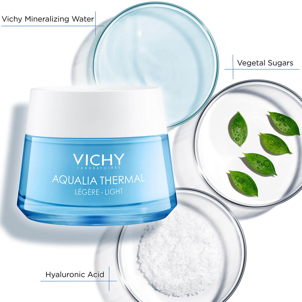 VICHY Aqualia Thermal Light Hydrating Moisturiser 50ml