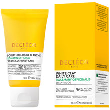 Load image into Gallery viewer, DECLEOR ROSEMARY OFFICINALIS White Clay Mask 50ml