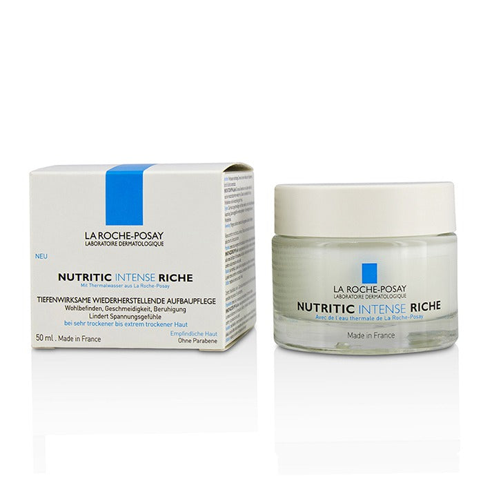 La Roche-Posay Nutritic Intense Riche In-Depth Nutri-Reconstituting Cream (50ml)