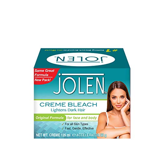 Jolen Creme Bleach for Face and Body