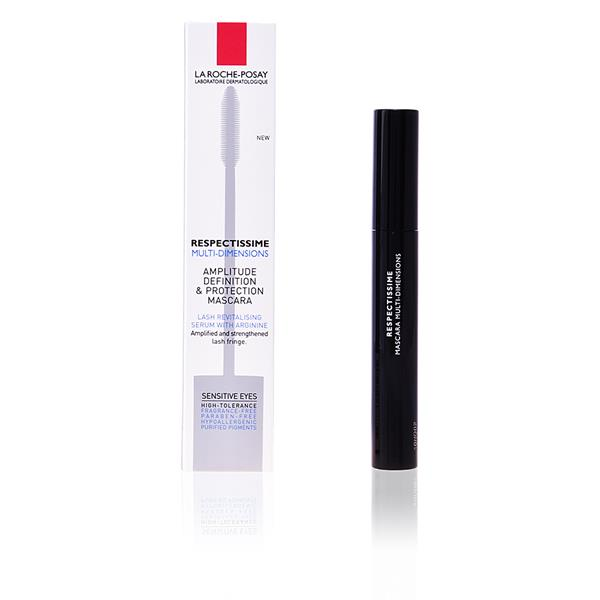 La Roche-Posay Respectissime Multi-Dimensions Amplitude, Definition & Protection Mascara