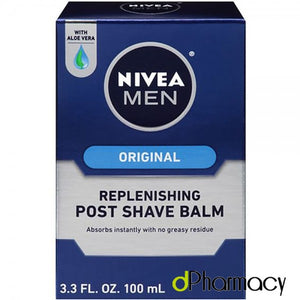 Nivea Replenishing Post Shave Balm 100ml