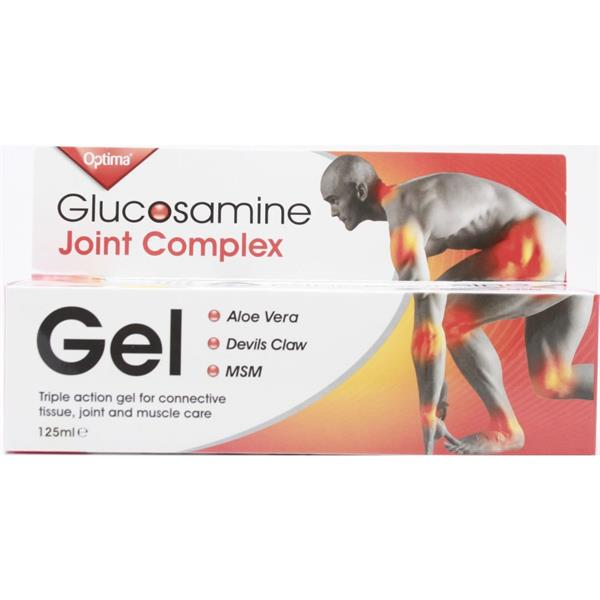 Optima Glucosamine Complex Gel 125ml