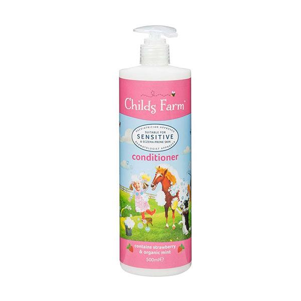 Childs Farm Strawberry & Organic Mint Conditioner (250ml)