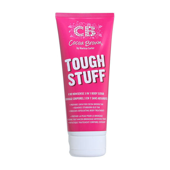 Cocoa Brown Tough Stuff 3 In 1 Scrub (200ml)