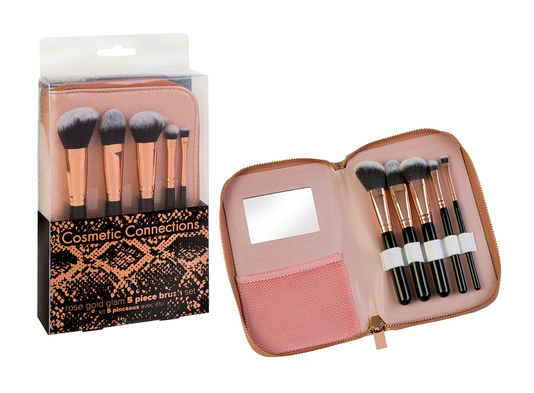 Royal Cosmetics Cosmetic Connections Luxe Brush Set