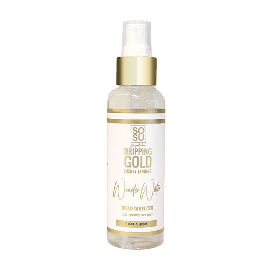 SOSU by SJ Dripping Gold Wonder Water Tanning Face Mist