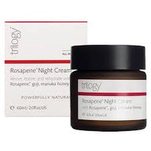 Load image into Gallery viewer, Trilogy Rosapene™ Night Cream (60ml)