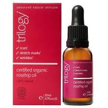 Load image into Gallery viewer, Trilogy Certified Organic Rosehip Oil