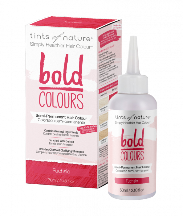 Tints of Nature Bold Fuchsia Hair Dye