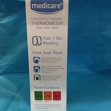 Load image into Gallery viewer, Medicare Non-Contact Thermometer