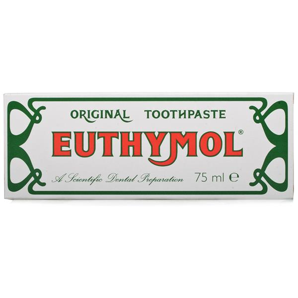Euthymol Original Toothpaste (75ml)