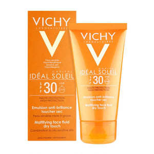 Vichy Capital Soleil Mattifying Face Fluid Dry Touch (50ml)