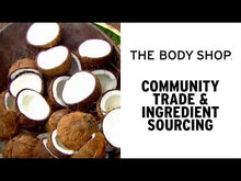 Load and play video in Gallery viewer, The Body Shop: Coconut Nourishing Body Butter (200ml)