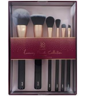 SoSu Luxury Brush Collection 6pce Gift Set