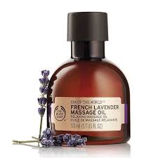 The Body Shop Spa Of The World™ French Lavender Massage Oil (170ml)
