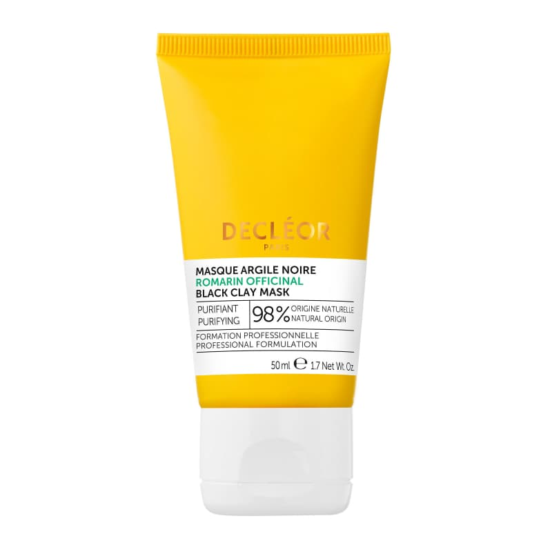 DECLEOR Rosemary Officinalis Black Clay Mask 50ml