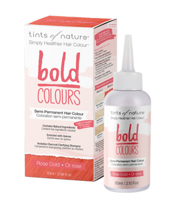 Tints of Nature Bold Rose Gold Hair Dye