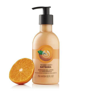 The Body Shop Satsuma Energising Gel-Lotion (250ml)