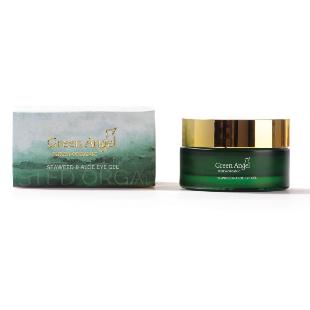 Green Angel Seaweed and Aloe Eye Gel