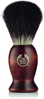 The Body Shop: Men's Wooden Shaving Brush