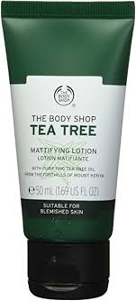 The Body Shop Tea Tree Mattifying Lotion (50ml)