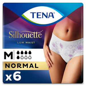 Tena Silhouette Normal 6 Pads