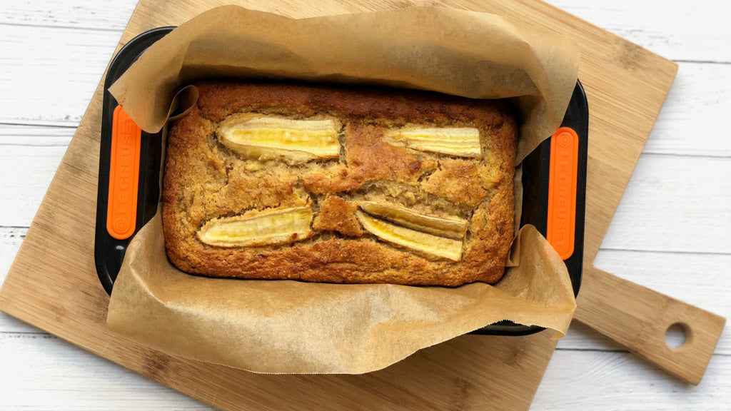 Banana, Pear, Ginger and Honey Bread Recipe by Honey Australia