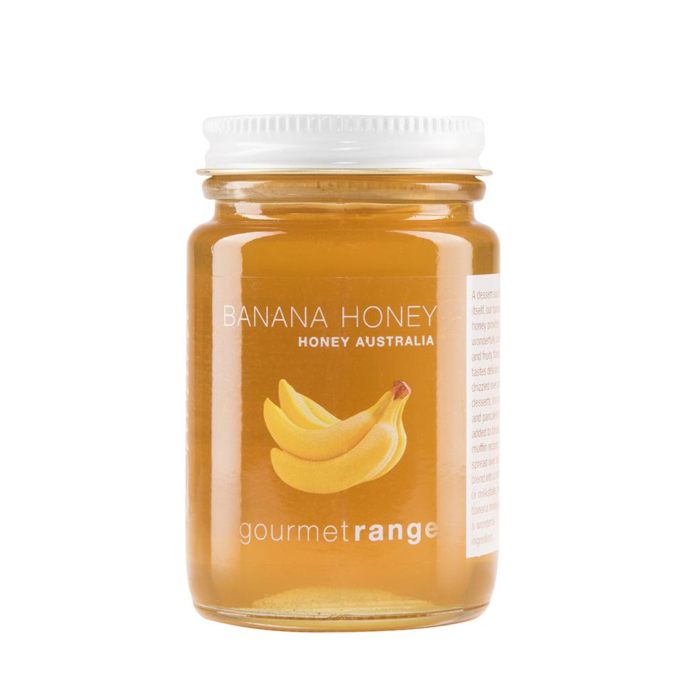 Banana Honey 170g - Honey Australia