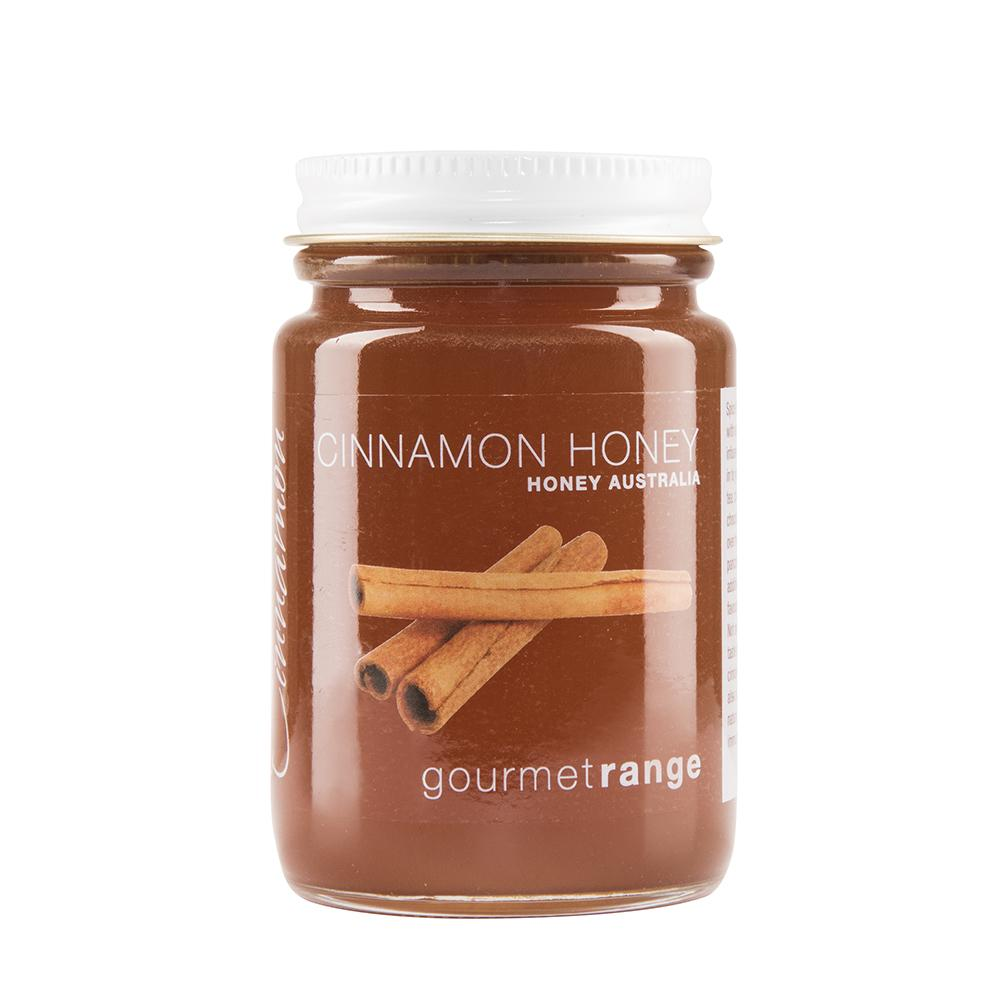 Cinnamon Honey 170g - Honey Australia