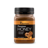 Beepower Cinnamon Honey 500g - Honey Australia