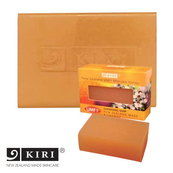 Kiri Manuka Honey - Cleansing Soap - Honey Australia