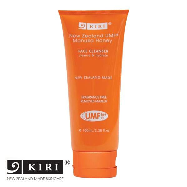 Kiri Manuka Honey - Face Cleanser - Honey Australia